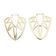 Femme Fatale Earrings, Gold, 1 ea