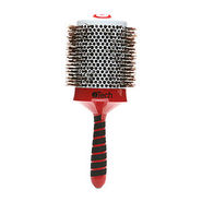Magnetic Boar & Nylon Hairbrush, 4-1/4 , 1 ea