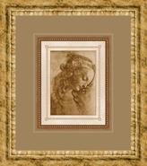 Classical Sketches C 17  High Wall Art (93020)