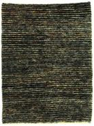 Ecogance Deep Brown 4' x 6' Area Rug (H2058)