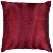 Red Polyester Pillow (H6761)