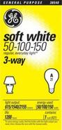 Soft White 3-Way Light Bulb (38540)