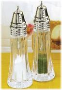 Alexandria Crystal Salt and Pepper Shakers (G5410)