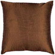 Rust Polyester Pillow (H6767)