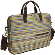 Laptop Brief 15.6 -Citra - Sun Stripes