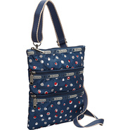 Kasey Crossbody Harbour Dot - LeSportsac Fabric Ha