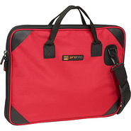 Slim Portfolio Bag - Red