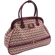 Monte Carlo 19  Paris Tote Woven - Oleg Cassini Lu