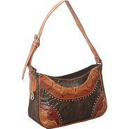 Calico Creek Collection Handbag Chocolate - Americ