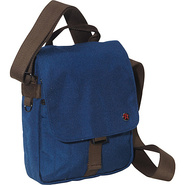 Fulton Mini Bag (B) Navy - TOKEN Men's Bags