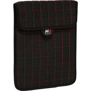 NeoGrid Sleeve for iPad and 10  Tablets Black/Red