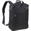 Airline Double Laptop Backpack BLACK - Lexon Compu