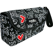 Waterproof Clutch - Keith Haring