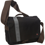 Astor Shoulder Bag (S) W Black/Grey - TOKEN Men's