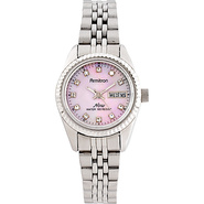 Swarovski Crystal Accented Watch Silver - Armitron
