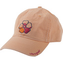 Girl&#39;s Chill Cap Tangerine Orange-M/L - Life is go