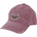 Boys Tattered Chill Cap Dark Burgundy-M/L - Life i