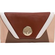 Cordoba Clutch Nude Block - Elliott Lucca Leather