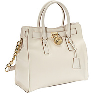 Hamilton 18k NS Tote Vanilla - MICHAEL Michael Kor