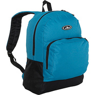 Classic Backpack with Organizer - Turquoise /