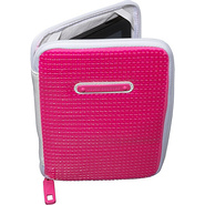 Sequin Ereader Ultra Fuschia Print - Juicy Couture
