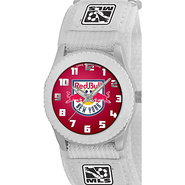 Rookie White-MLS NEW YORK RED BULL - Game Time Wat