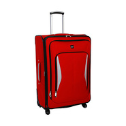Cyrus 28  Twister Upright Cherry Red - The Sharper