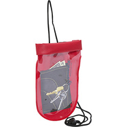 Valuables Dry Pouch - Chinese Red