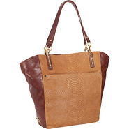 Intreccio Tote Saddle - Elliott Lucca Leather Hand