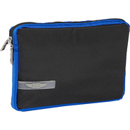 E2 Dover NetBook Sleeve - Black Blue