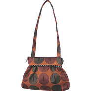 Addie Shoulder Bag Lunar Rust - Maruca Design Fabr