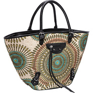 Celebrate Teal - Mellow World Manmade Handbags