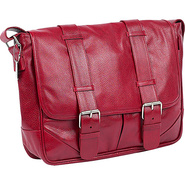 Sorrento Laptop Messenger - Red