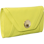 Cordoba Clutch Citrine - Elliott Lucca Leather Han