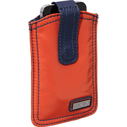 Nylon Phone Pod Orange/Navy - Hadaki Personal Elec