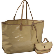 Wellie Tote - Tan