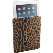 Instaglam iPad Hard Case Brown Multi/Black - Nine