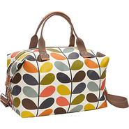 Ml Nautical Multi Stem Print Weekend Bag Multi - O