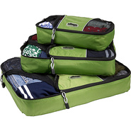 Packing Cubes - 3pc Set - Grasshopper