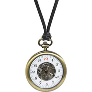Holmes Pocket Watch - Classic - Gold