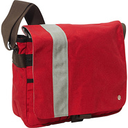 Astor Shoulder Bag (M) W Red/Silver - TOKEN Men's