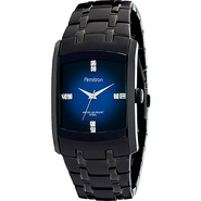 Crystal Accented Watch Black - Armitron Watches