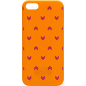Austin Print Phone Case 5 Nectarine - Fossil Perso
