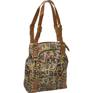 Equestrian North South Tote - Tote