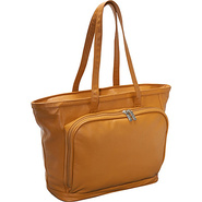 Cosmopolitan Leather Tote - Honey Mustard
