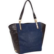 Intreccio Tote Twilight - Elliott Lucca Leather Ha
