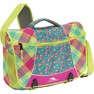 Tank Messenger Bag Caddy Smash, Posy Pop, Chartreu