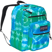 Big Student Pack Backpack Blinded Blue Hippy Skip