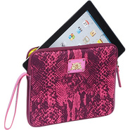 La Python Snake iPad  Wristlet  - Neoprene Hot Pin