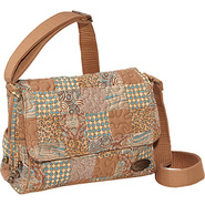 Pauline Bag Topaz Kiss - Donna Sharp Fabric Handba
